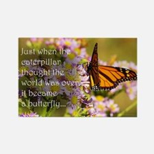 Butterfly Proverb Magnets