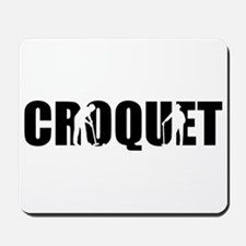 Croquet Mousepad