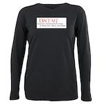 DistaffLogoBig.jpg Plus Size Long Sleeve Tee