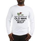 Hole in one Long Sleeve T-shirts