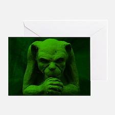 Cute Gargoyle Greeting Card