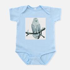 snowy owl Body Suit