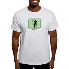 Archery (GREEN) T-Shirt