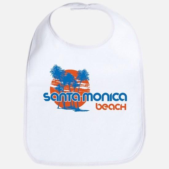 Santa Monica Beach, California Bib