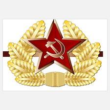 Unique Communist Wall Art