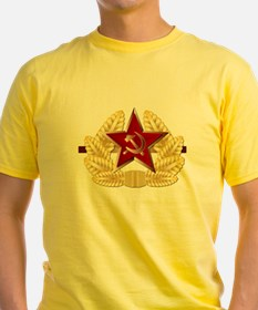 Soviet Cap Badge T-Shirt