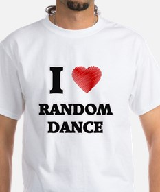 I Love Random Dance T-Shirt