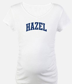HAZEL design (blue) Shirt