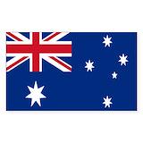 Australian flag 10 Pack