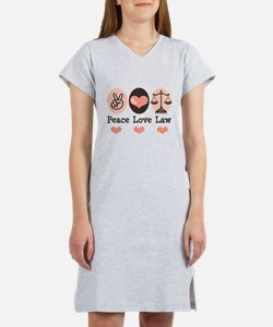 Funny Careers and professions Women's Nightshirt