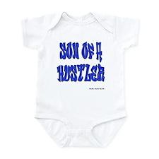 Son of a Hustler Infant Bodysuit