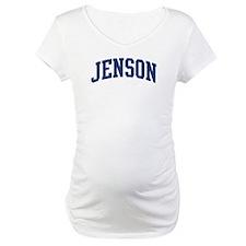 JENSON design (blue) Shirt