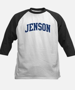 JENSON design (blue) Kids Baseball Jersey