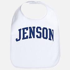 JENSON design (blue) Bib