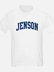 JENSON design (blue) T-Shirt