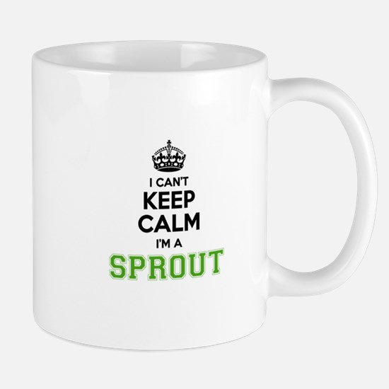 SPROUT I cant keeep calm Mugs