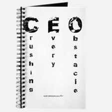 CEO Crushing Every Obstacle Journal