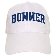HUMMER design (blue) Baseball Cap