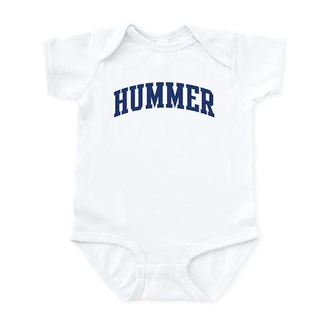 HUMMER design (blue) Infant Bodysuit