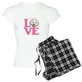 Bichon frise T-Shirt / Pajams Pants
