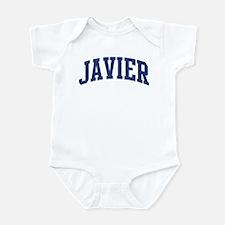 JAVIER design (blue) Infant Bodysuit