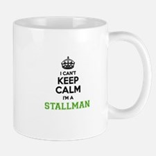 STALLMAN I cant keeep calm Mugs