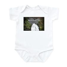 Multnomah - Looking down! Infant Bodysuit