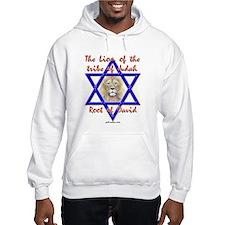 Lion Of The Tribe Of Judah Hoodie