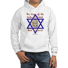 Lion Of The Tribe Of Judah Jumper Hoody