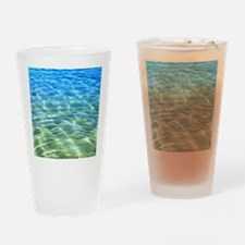 Hawaii Tropical Lagoon Drinking Glass