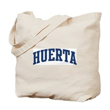 HUERTA design (blue) Tote Bag