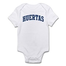 HUERTAS design (blue) Infant Bodysuit
