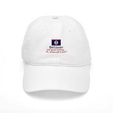 Good Looking Belizean Baseball Cap