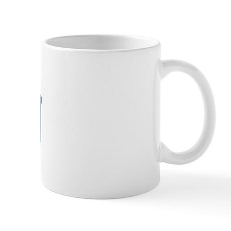 HUDSON design (blue) Mug