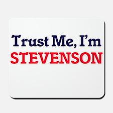 Trust Me, I'm Stevenson Mousepad