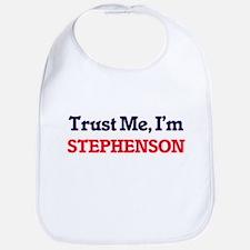 Trust Me, I'm Stephenson Bib