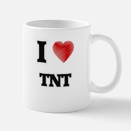 I Love Tnt Mugs