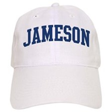 JAMESON design (blue) Baseball Cap