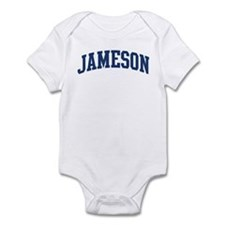 JAMESON design (blue) Infant Bodysuit