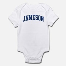 JAMESON design (blue) Infant Bodysuit
