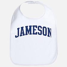 JAMESON design (blue) Bib