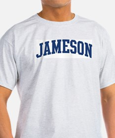 JAMESON design (blue) T-Shirt
