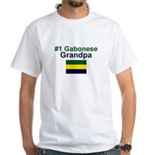 Gabon-#1 Grandpa Shirt