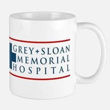 Grey Sloan Memorial Hospital Small Small Mug