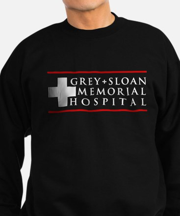 Grey Sloan Memorial Hospital Dark Jumper Sweater