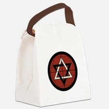 Martinist Seal Canvas Lunch Bag