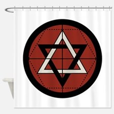Martinist Seal Shower Curtain