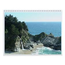 Monterey California Coast Wall Calendar