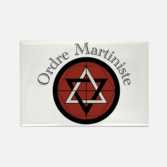 Ordre Martiniste Magnets