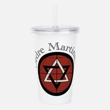 Ordre Martiniste Acrylic Double-wall Tumbler